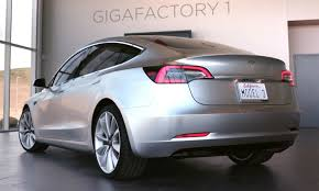 tesla model 3 has arrived here are 6 interesting facts autotribute