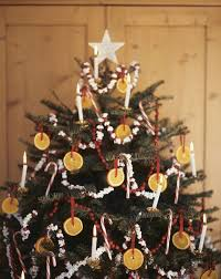 image result for diy fashioned tree decorations