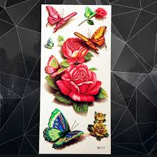compare prices on butterfly tattoo designs online shopping