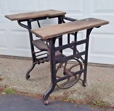 Cast Iron Pedestal Table Base by Industrial Table Base Ebay