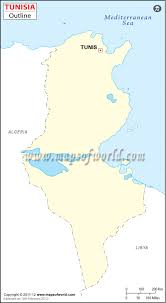 Blank Map Of El Salvador by Blank Map Of Tunisia Tunisia Outline Map