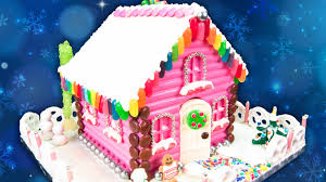 chocolate gingerbread house from cookies cupcakes and cardio youtube