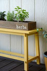 best 25 herb box ideas on pinterest herb garden pallet herb
