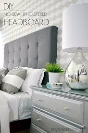 Design For Tufted Upholstered Headboards Ideas 31 Fabulous Diy Headboard Ideas For Your Bedroom Diy
