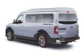 nissan canada nv passenger the n6 active by roadtrek travel and adventure truck trend