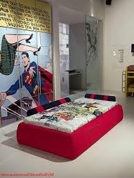 childrens double duvet covers 100 cotton spiderman superman wall
