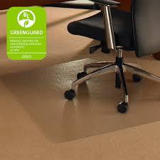 Chair Mat For Laminate Floor Amazon Com Floortex Ultimat Polycarbonate Chair Mat For Carpets