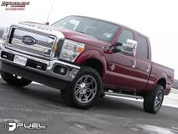 Ford F250 Truck Wheels - ford f 250 fuel hostage d530 wheels chrome