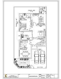 house floor plan by creativez u2013 10 marla house floor plan