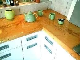 r駸ine pour plan de travail cuisine resine plan de travail revetement plan de travail cuisine revetement