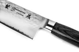 tamahagane kitchen knives tamahagane san tsubame micarta hammered chef s knife 6 inch