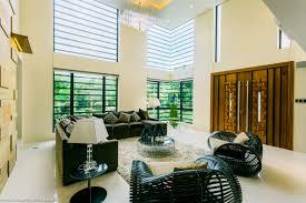 the mansion at ayala greenfield estates u2013 main living room