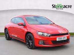 used 2015 volkswagen scirocco 1 4 tsi bluemotion tech gt hatchback