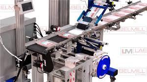 manual label applicator machine lm 5000 label applicator conveyor systems u2013 label mill