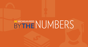 we crunched the numbers michigan ross grads get great jobs