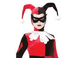 Harley Quinn Halloween Costume Gotham Girls Harley Quinn Teen Costume Small Newegg