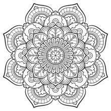 imagenes whatsapp mandalas las mejores mandalas en blanco y negro para colorear imágenes para
