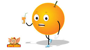 orange fruit rhyme a citrus fruit that u0027s good inside out every
