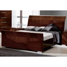 alf italia beds capri pjca0150cn sleigh bed queen from foster u0027s