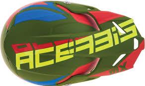 green motocross helmet acerbis profile 3 0 snapdragon motocross helmet helmets offroad