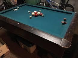 brinktun bumper pool table furniture in suwanee ga offerup