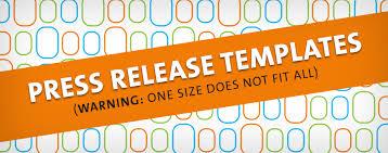 blog 3 press release templates to power pr u0026 content marketing