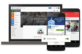 google play family library is rolling out to nine additional countries
