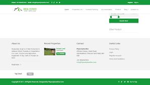 online property listing script real estate script php property