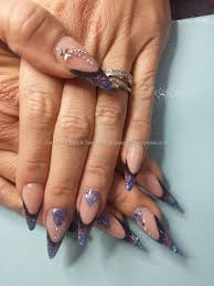 disco dolly nail art with bio sculpture gel youtube how to do
