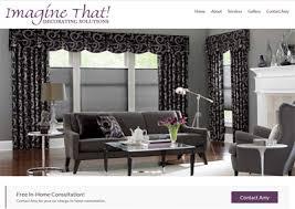 website design portfolio including website redesigns and templates