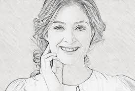 convert photo to pencil sketch free sembtrugesde u0027s blog