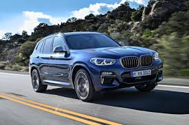 bmw x3 g01 2018 car review honest john