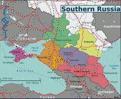 Russia Physical Map Physical Map by File Map Of Southern Russia En Png Wikimedia Commons