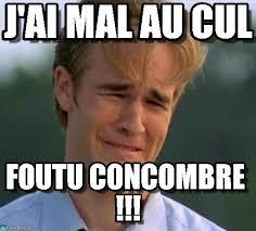 Ai Meme - j ai mal au cul 1990s first world problems meme on memegen