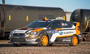 orange subaru wrx rallycross 2015 subie loving the orange highlights