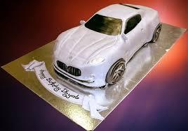 cake maserati