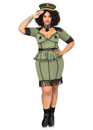 army brat plus size costume plus size halloween costumes