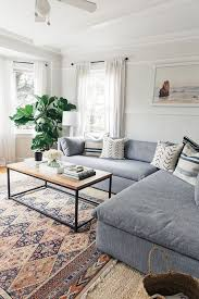 Living Rooms With Gray Sofas Step Inside A Dreamy 1940s Sausalito California Home Fiddle