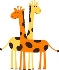 baby shower giraffe giraffes clip at clker vector clip online royalty