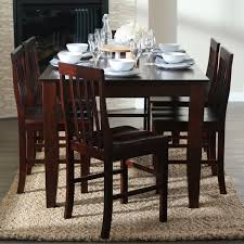 overstock dining room tables 60 inch espresso wood dining table free shipping today overstock