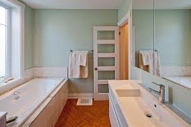 Frosted Interior Doors by Frosted Glass Interior Doors Spaces Contemporary With Bathroom