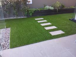 Fake Grass For Patio Tips And Guide On How To Lay Fake Grass On Paving Slabs