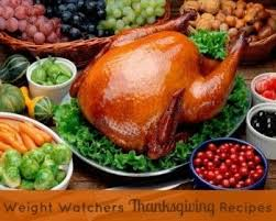 weight watchers thanksgiving recipes ww friendly meals