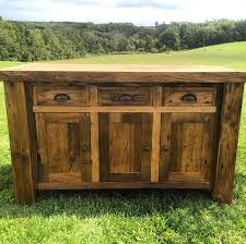 reclaimed kitchen island reclaimed chestnut kitchen island