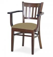 Wooden Arm Chairs Wood Chairs For Commercial Spaces