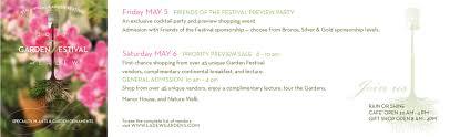 for garden festival in monkton from showclix