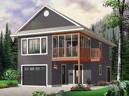 Building A Garage Apartment by Garage Apartment Plans Carriage House Plan With Tandem Bay