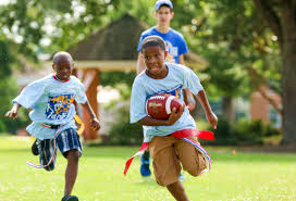 College Flag Football Mulerider Kids College Southern Arkansas University