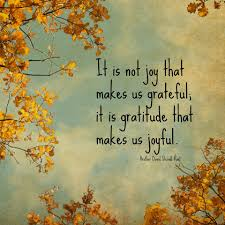 thanksgiving qoute having the spirit of gratitude images and quotes u2013 being thankful