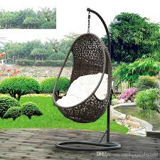 Swinging Patio Chair Hanging Patio Chair 2018 Rattan Basket Rocking Chairgarden